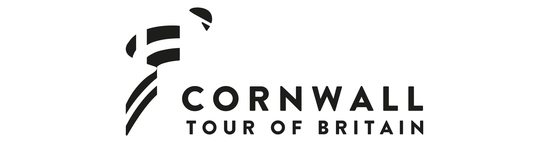 Cornwall Tour of Britain logo.